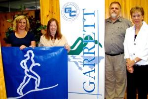 Garrett College Runs For It