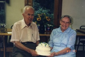 Dr. Samuel and Kathryn Hostetter Bucher