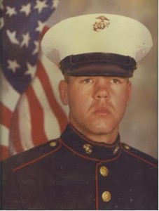 Marine Corporal David Lee Cosner