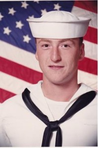 Navy Petty Officer 2nd Class Mark Edward Hutchison