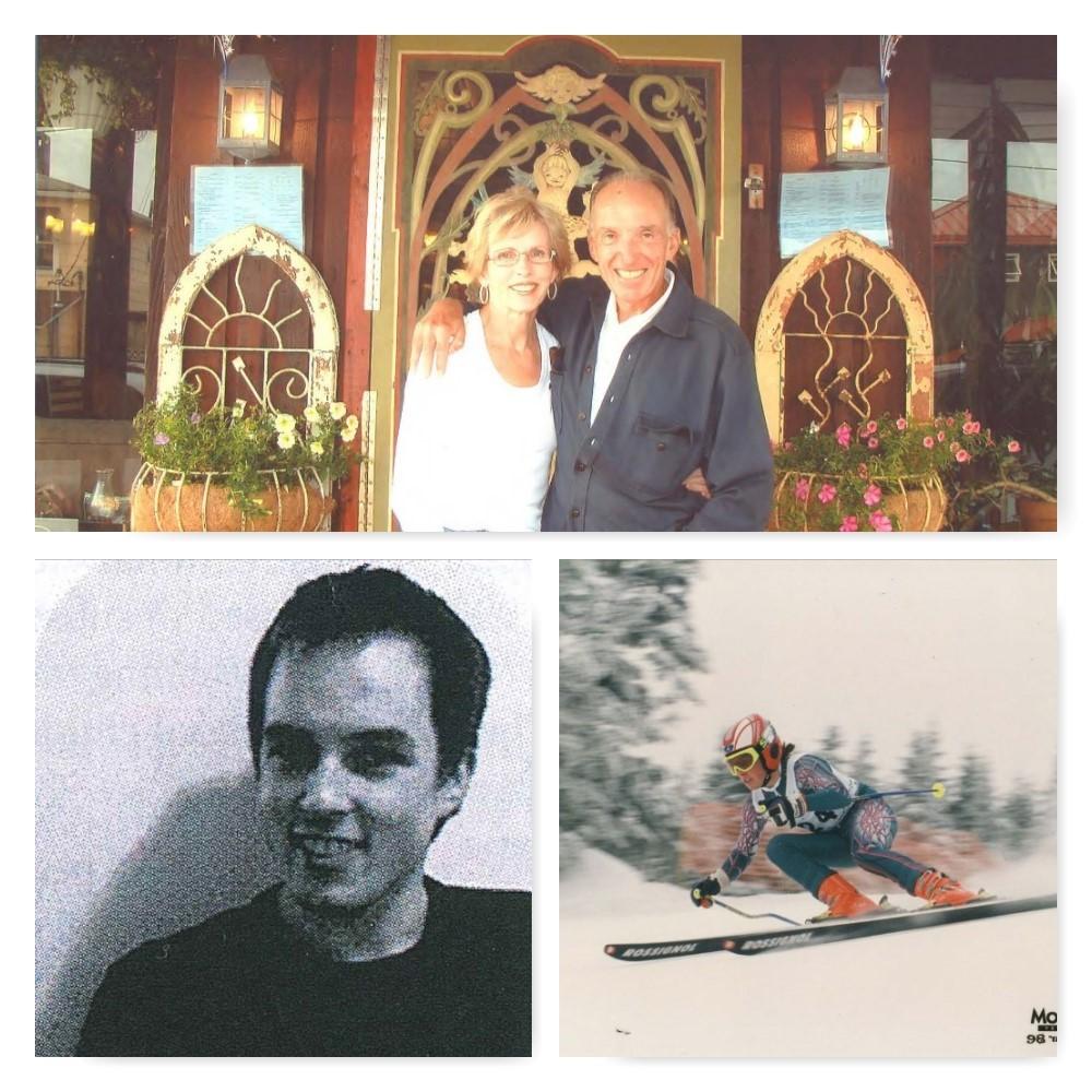 Jake and Pat Gosa of Amelia Island, Florida establish fund in son's memory.